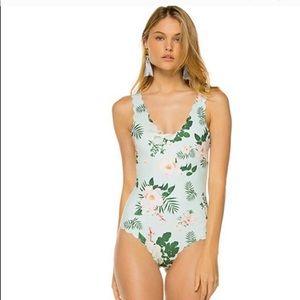 5523ecfde7 Agua Bendita Swim | Nwt Bendito Violeta Onepiece Suit | Poshmark